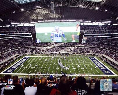 N2 Cowboys Stadium 2009 New Interior 8X10 Photo