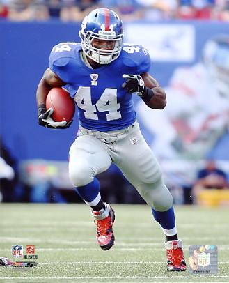 Ahmad Bradshaw New York Giants 8X10 Photo  LIMITED STOCK