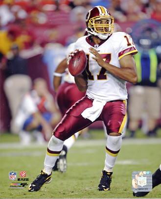 Jason Campbell Washington Redskins 8x10 Photo