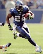 Julius Jones Seattle Seahawks 8X10 Photo