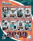 Dolphins 2009 Miami Team 8X10 Photo