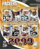 Packers 2009 Green Bay Team 8X10 Photo