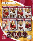 Redskins 2009 Washington Team 8X10 Photo