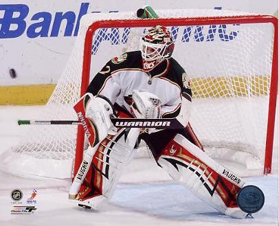 Niklas Backstrom  LIMITED STOCK Minnesota Wild 8x10 Photo