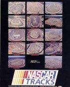 A1 Nascar Tracks 8x10 Photo