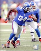 Mathias Kiwanuka LIMITED STOCK New York Giants 8X10 Photo