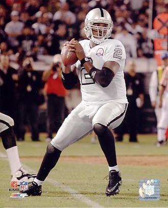 Jamarcus Russell Oakland Raiders 8X10 Photo
