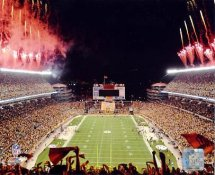 N2 Heinz Field 2009 Opening Night Pittsburgh Steelers 8X10 Photo