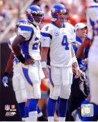 Adrian Peterson & Brett Favre Minnesota Vikings 8X10 Photo