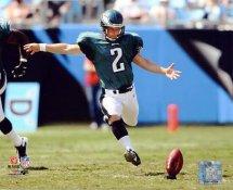 David Akers Philadelphia Eagles 8X10 Photo
