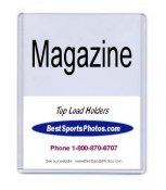 Toploader 8.5x11.25 (Inside) 9 x 11.5 (Outside) Magazine Holder Top Load - Pack Of 10