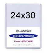 Toploader XL3 24x30 Poster Top Load Holder - Pack Of 25