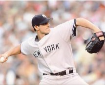 Carl Pavano New York Yankees 8X10 Photo