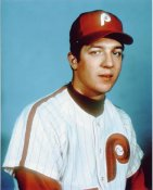 Rick Wise Philadelphia Phillies 8X10 Photo