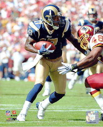 Donnie Avery St. Louis Rams 8X10 Photo