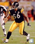 Lamarr Woodley Pittsburgh Steelers 8x10 Photo  LIMITED STOCK -