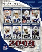 Cowboys 2009 Dallas Team 8X10 Photo