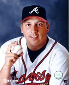 Russ Ortiz G1 Limited Stock Rare Braves 8X10 Photo