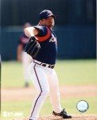 Mike Hampton G1 Limited Stock Rare Braves 8X10 Photo