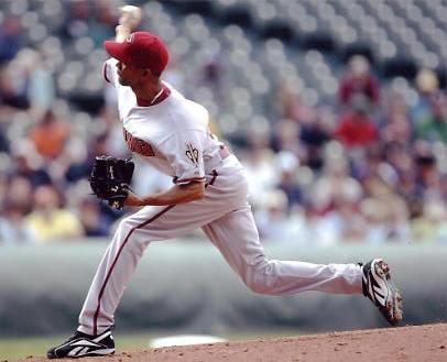 Juan Cruz G1 Limited Stock Rare Arizona Diamondbacks 8X10 Photo