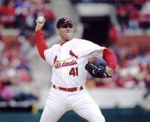 Braden Looper G1 Limited Stock Rare St. Louis Cardinals 8X10 Photo