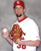 Russ Springer G1 Limited Stock Rare St. Louis Cardinals 8X10 Photo