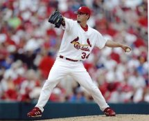 Randy Flores G1 Limited Stock Rare St. Louis Cardinals 8X10 Photo