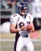 Mike Leach Denver Broncos 8X10 Photo
