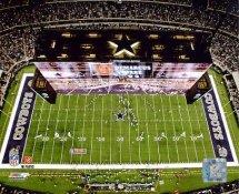 N2 Cowboys Stadium 2009 Over Head View 8X10 Photo