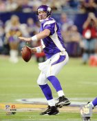 Brett Favre Minnesota Vikings 8X10 Photo
