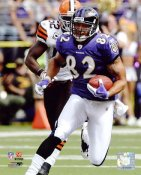 LJ Smith Baltimore Ravens 8X10 Photo