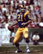 John Hadl G1 Limited Stock Rare LA Rams 8X10 Photo
