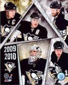 Penguins 2009 - 2010 Team Composite 8x10 Photo