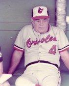 Earl Weaver G1 Limited Stock Rare Baltimore Orioles 8X10 Photo