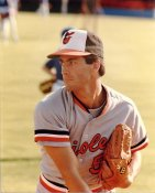 Mike Boddicker G1 Limited Stock Rare Baltimore Orioles 8X10 Photo