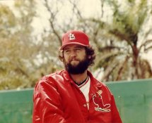 Bruce Sutter G1 Limited Stock Rare St. Louis Cardinals 8X10 Photo