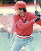 Andy Van Slyke G1 Limited Stock Rare St. Louis Cardinals 8x10 Photo