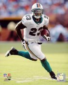Ronnie Brown LIMITED STOCK Miami Dolphins 8X10 Photo
