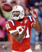 Randy Moss New England Patriots LIMITED STOCK 8X10 Photo
