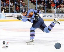 Pavel Kubina Atlanta Thrashers 8x10 Photo