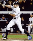 Johnny Damon 2009 ALCS Game 6 LIMITED STOCK New York Yankees 8X10 Photo