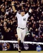 Alex Rodriguez Celebrates 2009 ALCS Game 6 Win LIMITED STOCK New York Yankees 8X10 Photo