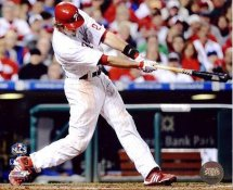 Jayson Werth LIMITED STOCK 2009 NLCS Game 5 Home Run Philadelphia Phillies 8X10 Photo
