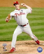 Cliff Lee Game 1 World Series 2009 LIMITED STOCK Philadelphia Phillies 8X10 Photo