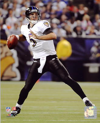 Joe Flacco Baltimore Ravens LIMITED STOCK 8X10 Photo