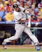 Nick Swisher 2009 World Series Game 3 Home Run New York Yankees 8X10 Photo LIMITED STOCK