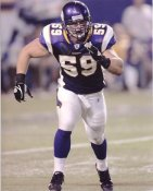 Heath Farwell  Minnesota Vikings 8X10 Photo