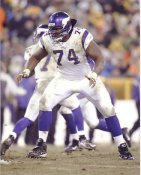 Bryant McKinnie Minnesota Vikings 8X10 Photo