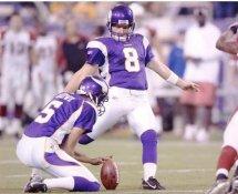 Chris Kluwe Minnesota Vikings 8X10 Photo