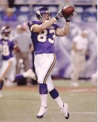 Jeff Dugan Minnesota Vikings 8X10 Photo